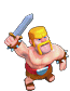 Barbar  Clash of Clans Wiki  FANDOM powered by Wikia