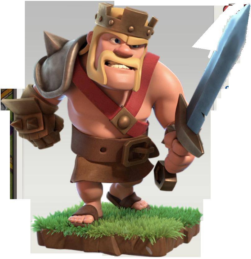 image de roi des barbare