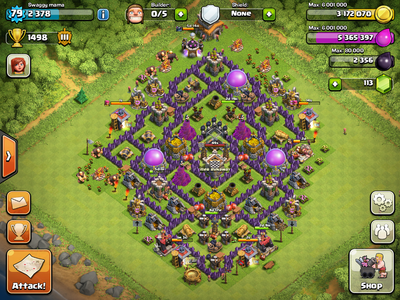 My TH8 Layout GeorgeYao