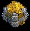 Gold Storage Clash Of Clans Level 10