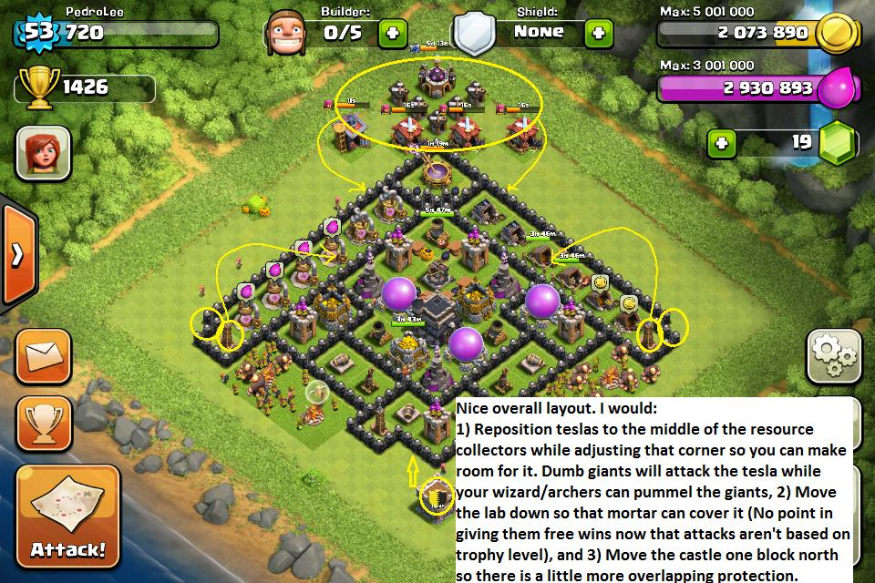 Image - Clash Of Clans Air Defence Strategy.jpg | Clash of Clans Wiki ...