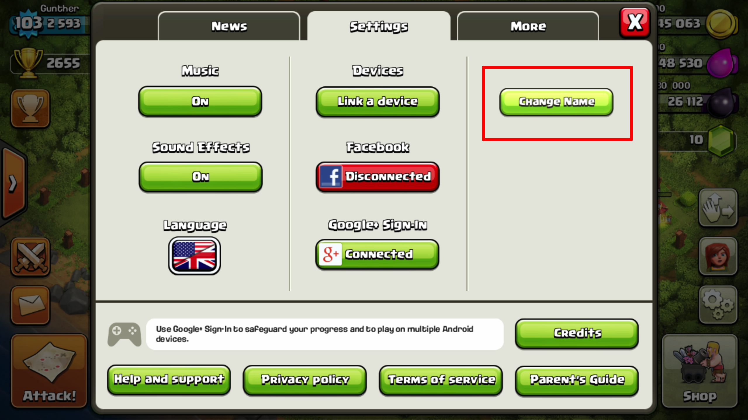 Quickly Clear Facebook Cache In Iphone Can I Change My Village's Name? Faq  And Support