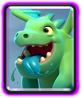 how to draw a baby dragon from clash of clans