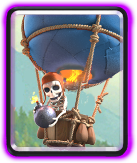 Balloon Clash Royale Wikia Fandom Powered By Wikia