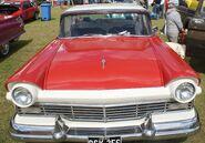 1957 Fairlane front