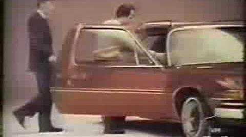 AMC Pacer Commercial