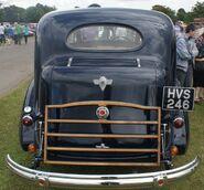 Packard Super Eight rear