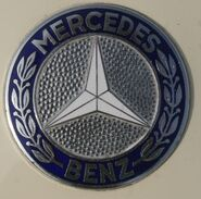 Merc Hood badge