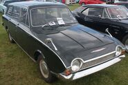 Ford Corsair side