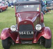 National Car show 168