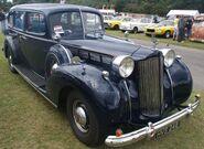 Packard Super Eight side