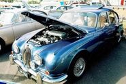 Jaguar Mark 2 - Oz Display car