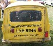 Only Fools rear