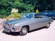 Jaguar Mark X