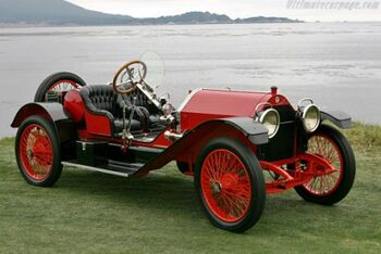 Stutz-Bearcat at the 2006 Pebble Beach Concours d'Elegance WM