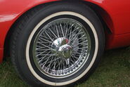 Jaguar E-type wheels