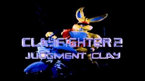 Clayfighter 2 Judgment Clay Music Frosty's Workshop (Frosty's Theme)