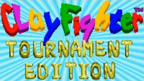 Clayfighter - Tournament Edition (SNES)