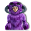 Purple Fur Wampa Suit 64