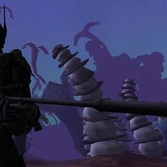 Malek scouts the Republic base on Felucia