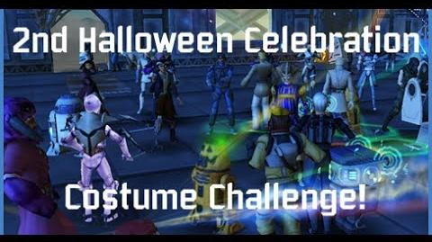 CWA Character Wiki's 2nd Halloween Celebration Costume Challenge