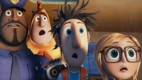 Cloudy with a Chance of Meatballs 2/Clips