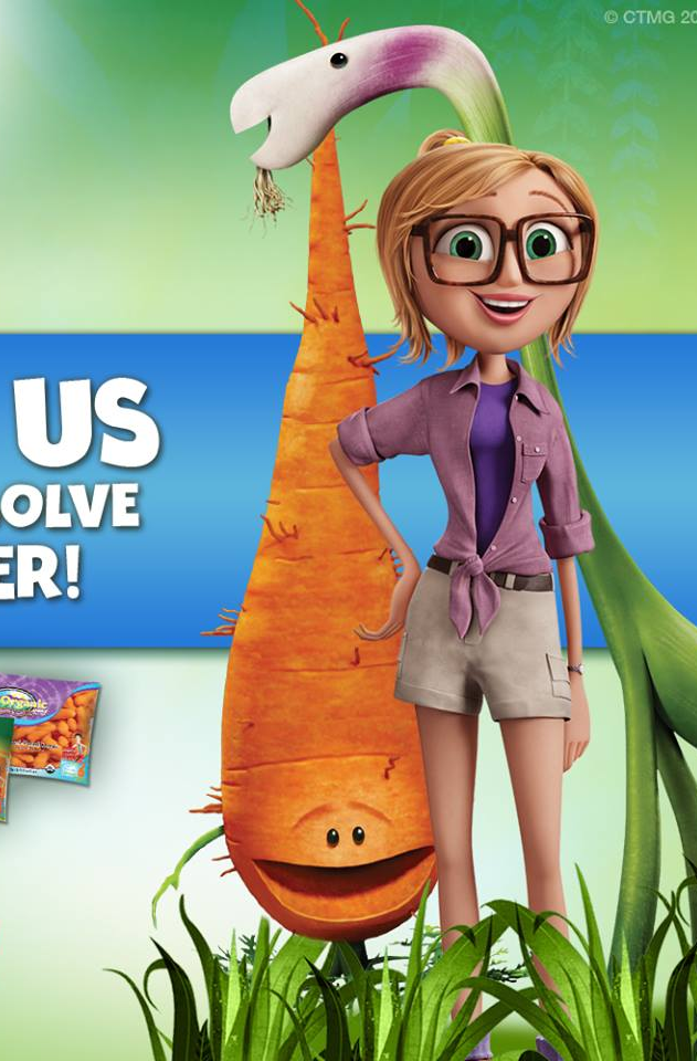 Carrot  Cloudy with a Chance of Meatballs Wiki  FANDOM powered