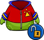 Alien Costume unlockable icon