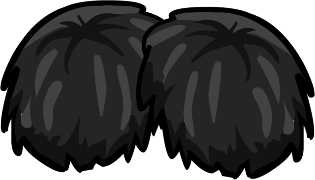 File:Black Pompoms.png