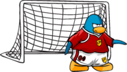 Soccer postcard 1
