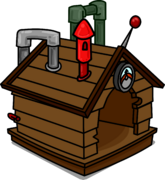 Brown Puffle House ID 665 sprite 004