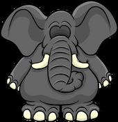 Elephant Costume icon