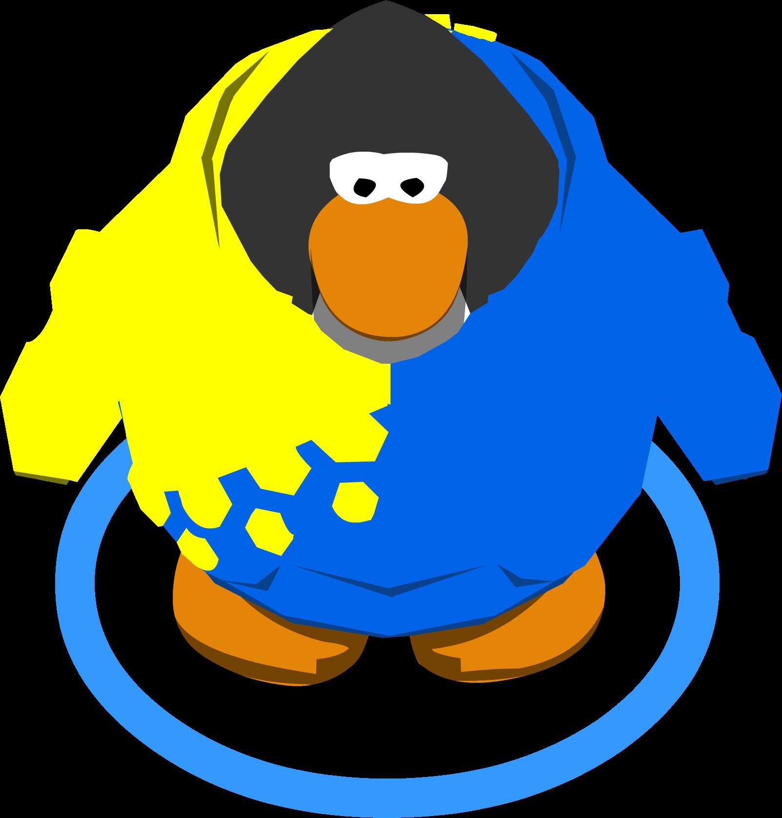 Blue Blend Hoodie IG