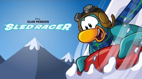 Club Penguin Sled Racer for iOS - Sneak Peek Gameplay Trailer