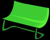 Green Bench sprite 002