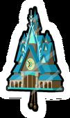 Clocktower Pin icon