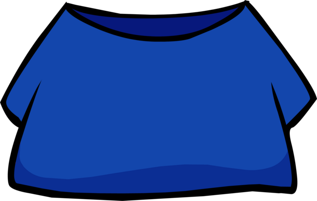 File:Blue Shirt clothing icon ID 4058.png