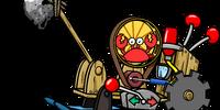 Mechanical Woodchopper