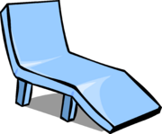 Blue Deck Chair sprite 006