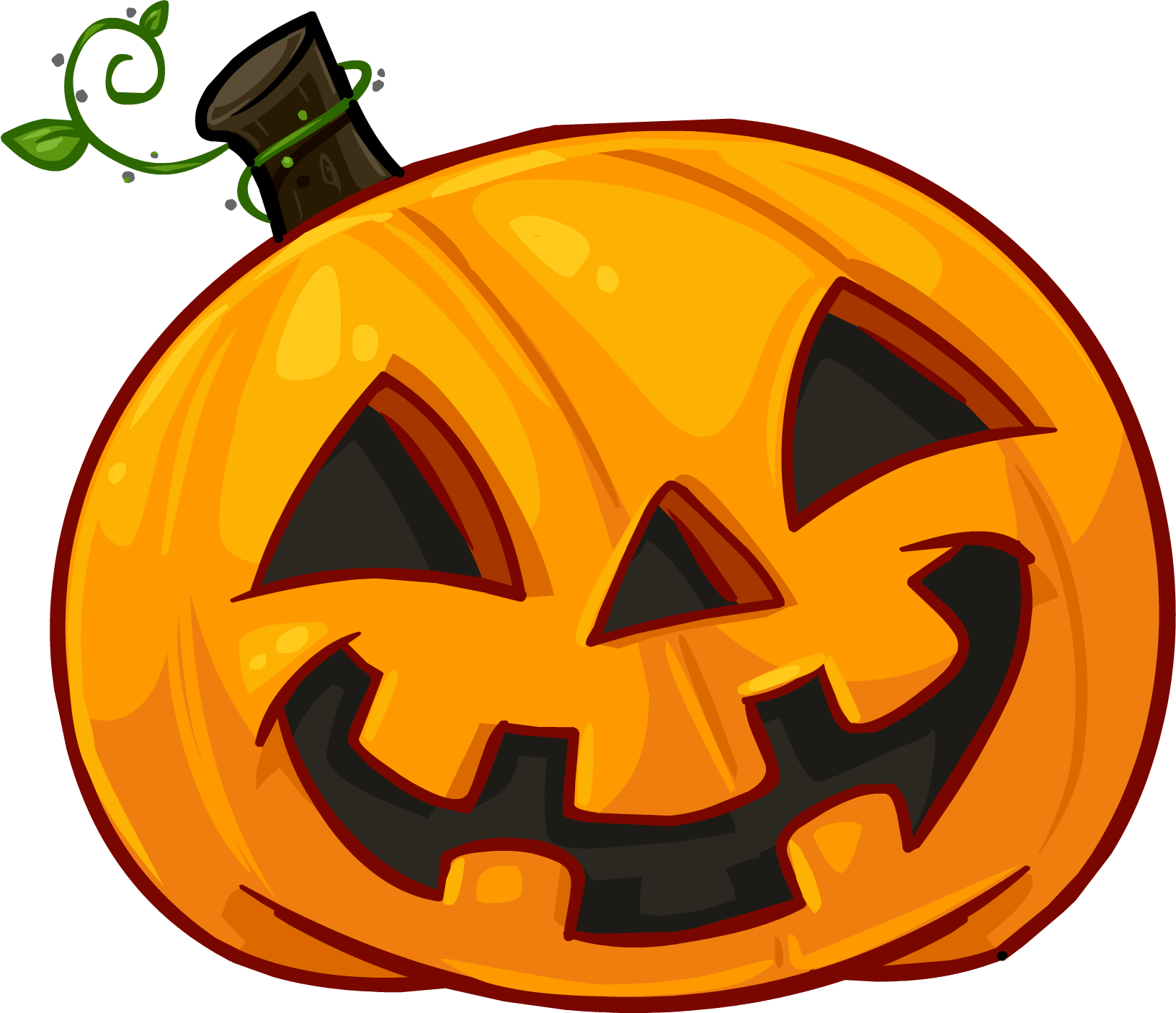 Pumpkin Head Club Penguin Wiki Fandom Powered Wikia