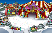 The Fair 2012 Great Puffle Circus Entrance