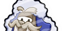 Merry Walrus Pin