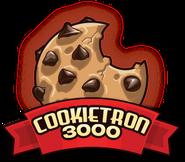 Cookietron 3000 Logo
