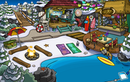 Puffle Balloon Pin location