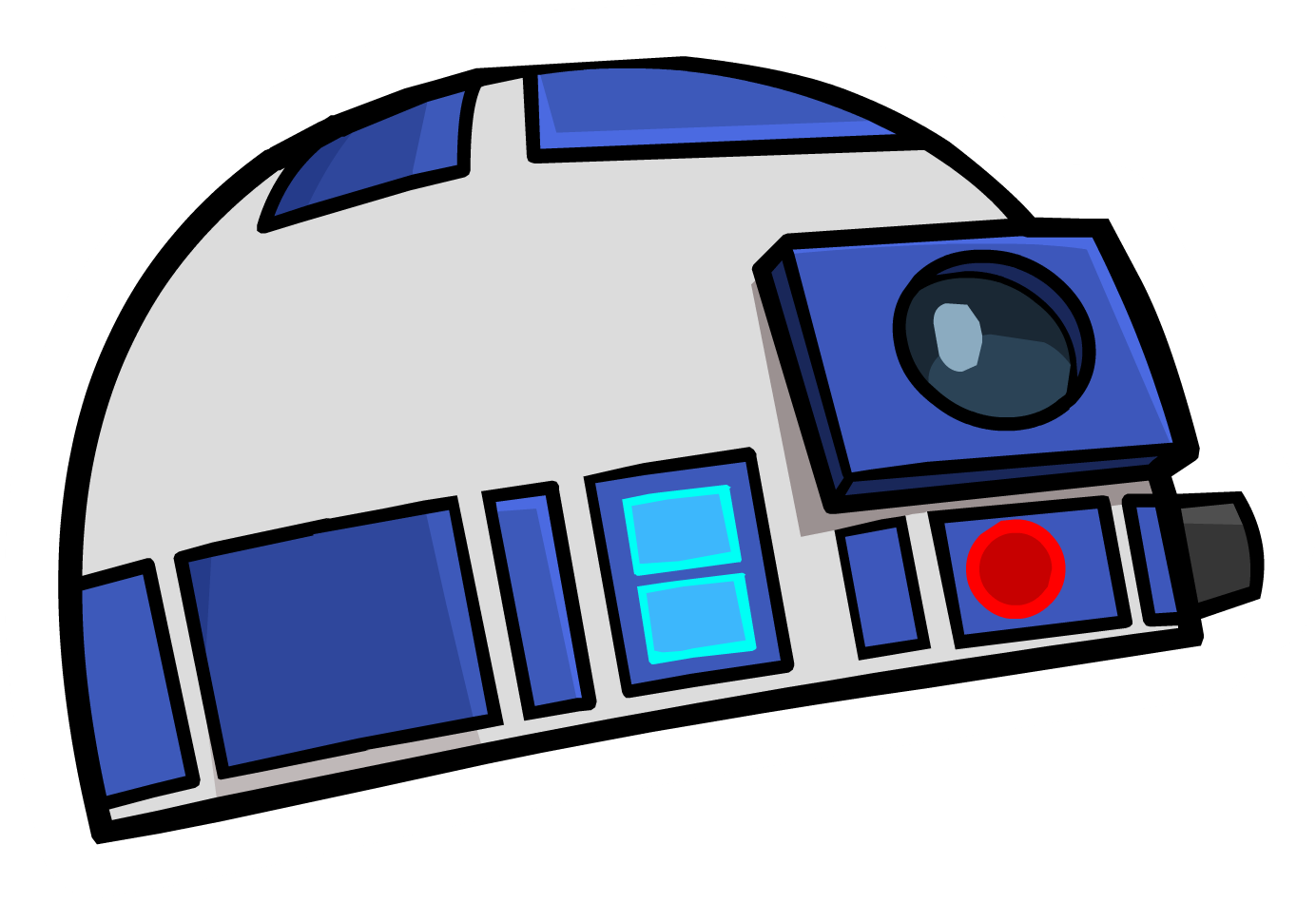 R2 d2 pin club penguin wiki fandom powered by wikia