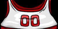 Red Track & Field Uniform
