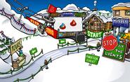 Penguin Games Ski Village