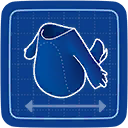 Blueprint Wolf Body icon