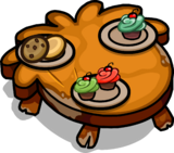 Rustic Puffle Table sprite 004