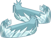 Elsa's Ice Queen Shoes icon